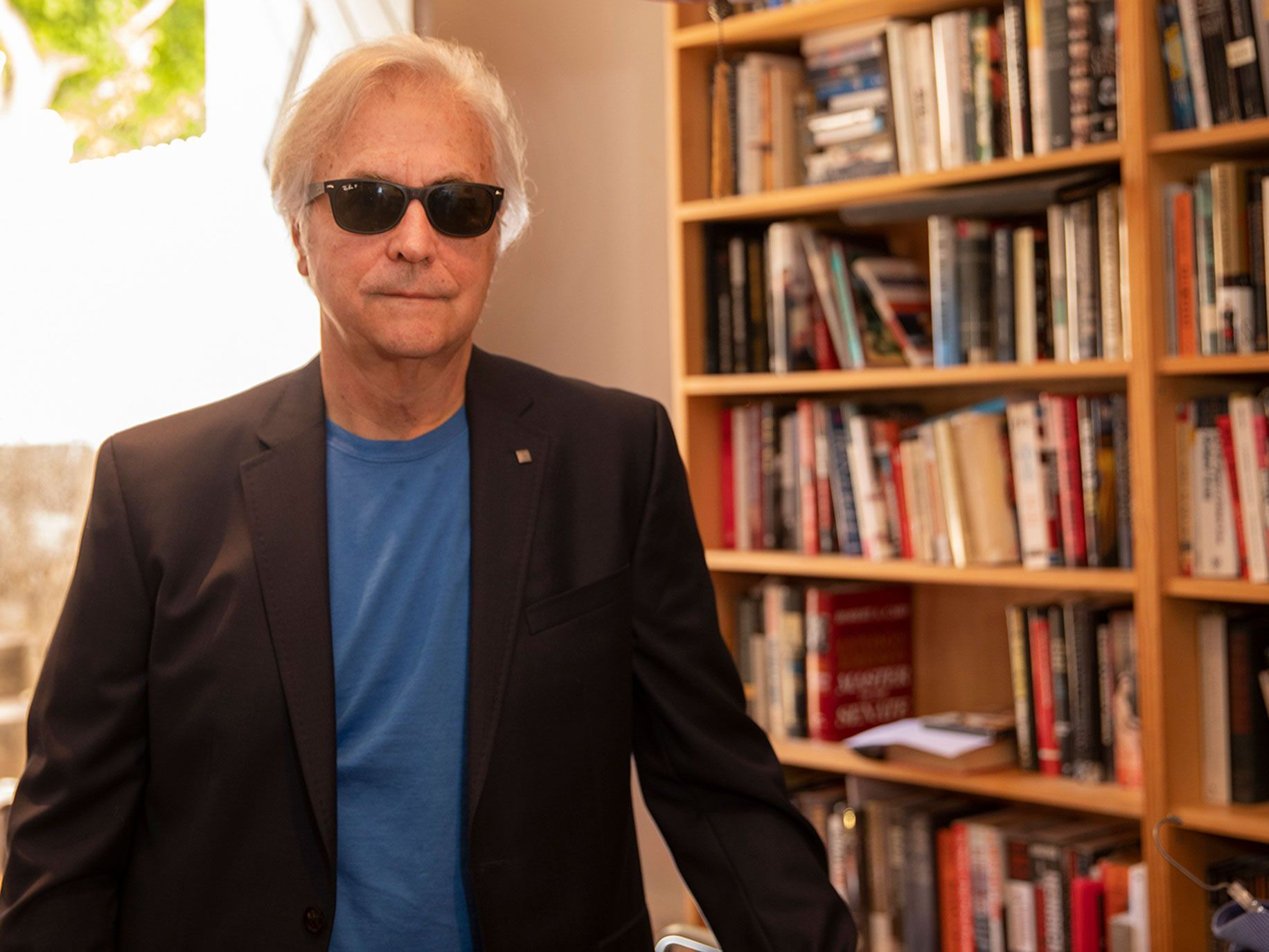 Author David Talbot