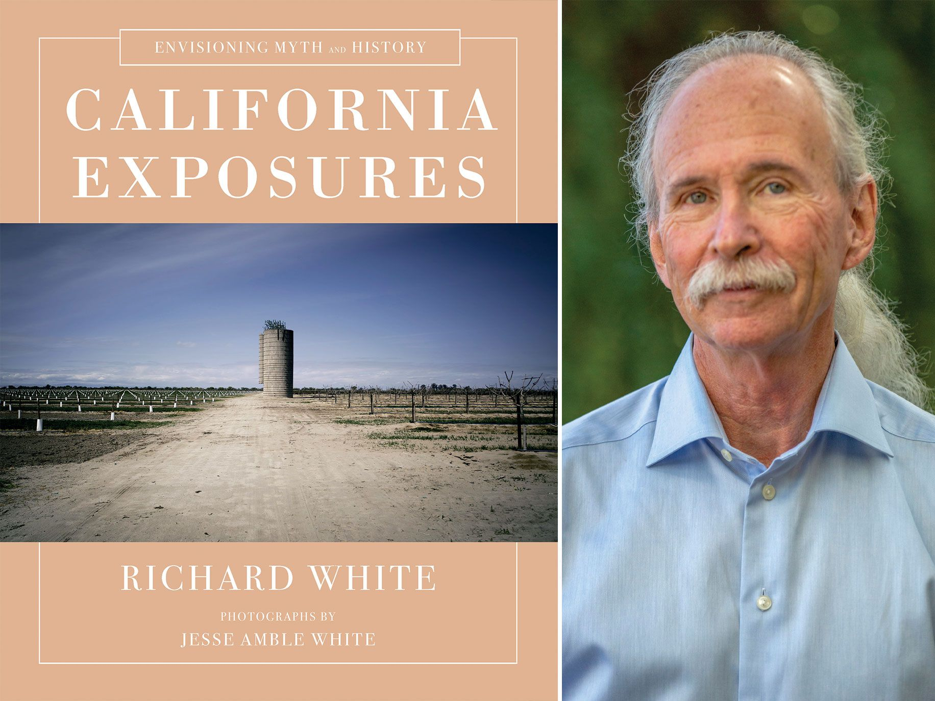 California Exposures by Richard White, with photographs by Jesse Amble White, W.W. Norton & Company, 352 pages, $45.