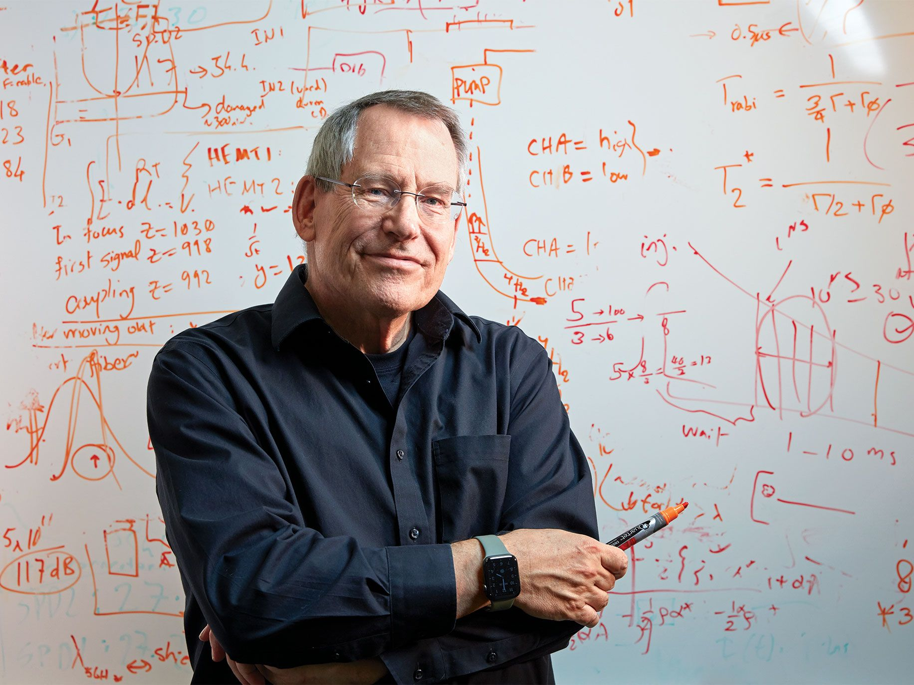 John Preskill, a quantum-computing expert at the California Institute of Technology, cautions against the hype surrounding this area of research.