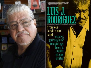"""Luis J. Rodriguez is the author of 16 books, in genres including poetry, children's literature, and the best-selling memoir, """"Always Running, La Vida Loca, Gang Days in L.A."""""""