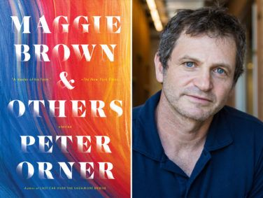 "Author Peter Orner says, ""I'm obsessed with the way that memory contorts what may or may not have actually happened into fiction."""