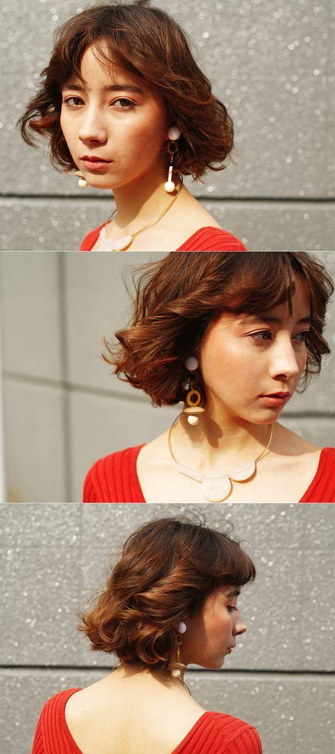 Hair, Head, Ear, Lip, Hairstyle, Chin, Eyelash, Style, Fashion accessory, Hair accessory,