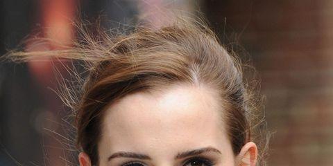 Clothing, Hair, Head, Nose, Ear, Lip, Hairstyle, Eye, Collar, Skin,