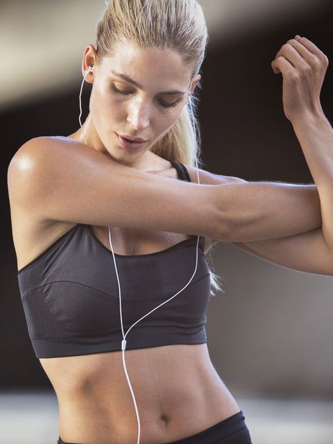 Undergarment, Abdomen, Shoulder, Fitness professional, Undergarment, Arm, Physical fitness, Beauty, Stomach, Joint,