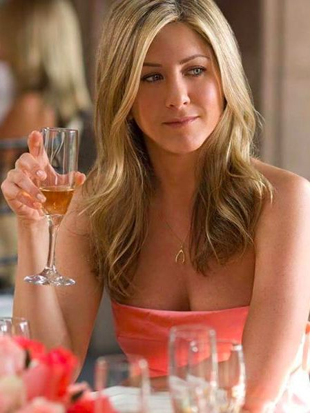 Blond, Water, Drink, Long hair, Glass, Brown hair, Drinking,