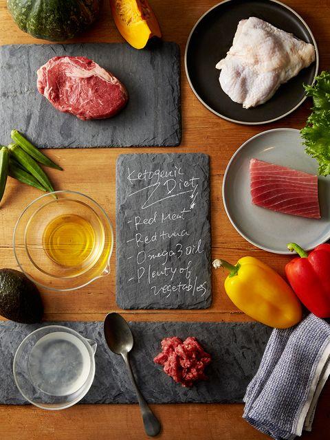 Ingredient, Food, Dishware, Tableware, Kitchen utensil, Natural foods, Serveware, Produce, Food group, Cuisine,