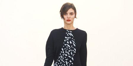 Clothing, Sleeve, Shoulder, Dress, Human leg, Joint, Standing, Waist, Style, One-piece garment,