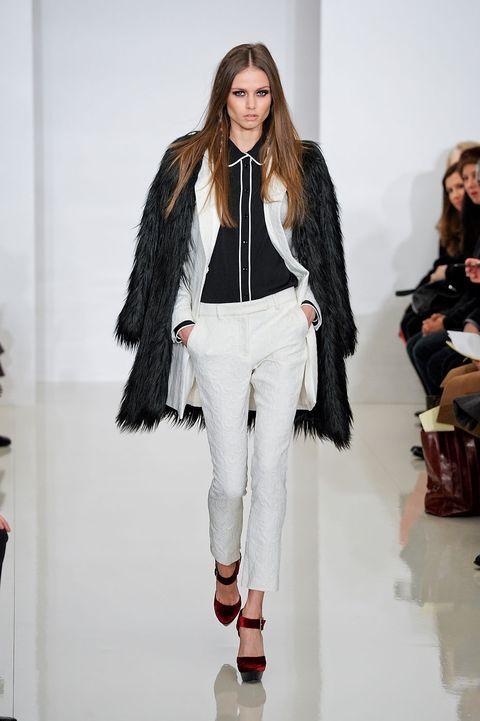 Leg, Product, Textile, Outerwear, Style, Fashion show, Knee, Street fashion, Fashion model, Fashion,