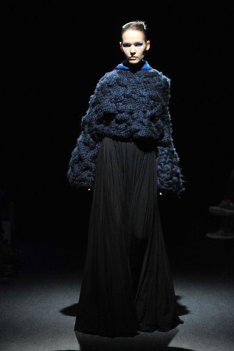 Fashion show, Style, Fashion model, Runway, Dress, Fashion, Costume design, Gown, Model, Haute couture,