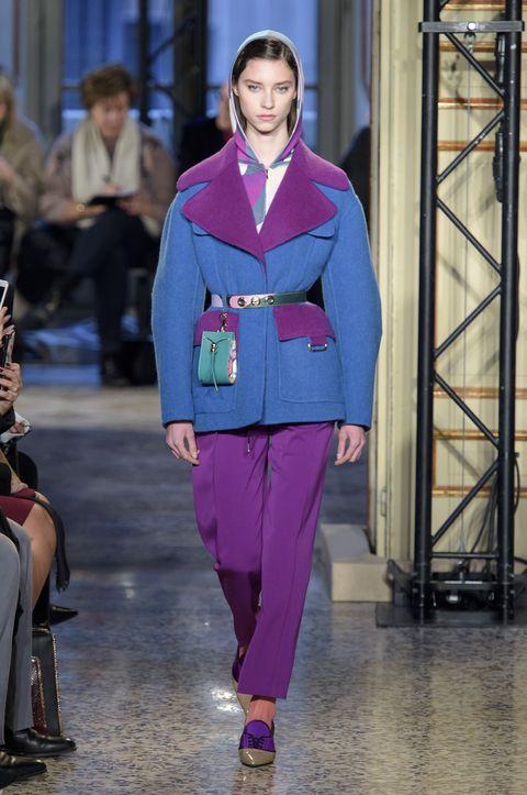 Sleeve, Outerwear, Purple, Style, Magenta, Winter, Street fashion, Fashion, Electric blue, Cobalt blue,