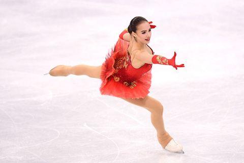 Ice skate, Human leg, Dress, Figure skate, Performing arts, Figure skating, Knee, Winter, Youth, Dancer,