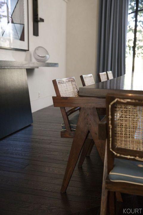 Wood, Hardwood, Floor, Flooring, Interior design, Table, Room, Wood stain, Wood flooring, Laminate flooring,