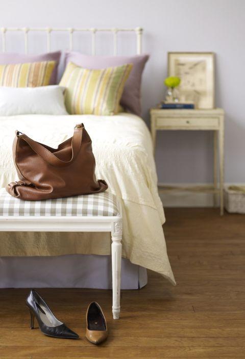 Furniture, Floor, Room, Product, Footwear, Interior design, Flooring, Shoe, Wood flooring, Bed sheet,