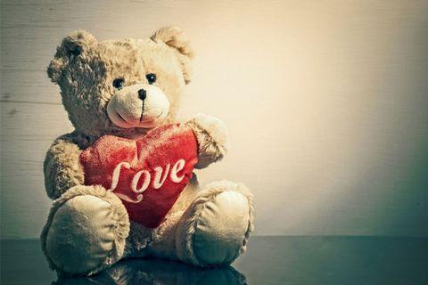 Toy, Stuffed toy, Teddy bear, Textile, Plush, Bear, Baby toys, Love, Still life photography, Brown bear,
