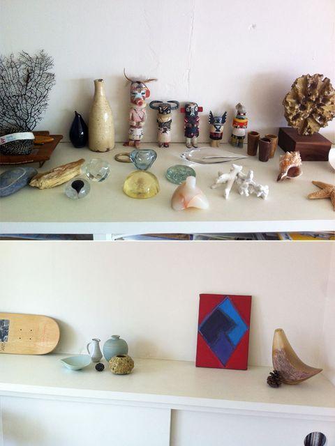 Serveware, Porcelain, Ceramic, Collection, Dishware, Natural material, Shelving, Artifact, Shelf, Pottery,