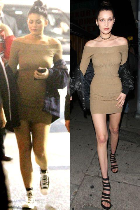 Fashion model, Shoulder, Clothing, Fashion, Dress, Joint, Cocktail dress, Footwear, Leg, Shoe,