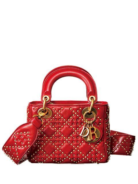 Bag, Red, Pattern, Fashion accessory, Style, Luggage and bags, Shoulder bag, Carmine, Maroon, Handbag,