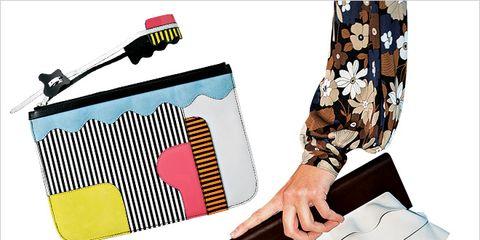 Pattern, Style, Rectangle, Design, Pocket, Square, Pattern, Baggage,