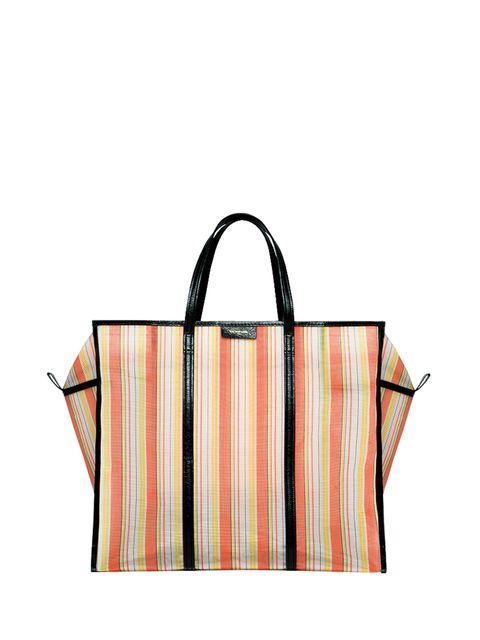 Bag, Luggage and bags, Shoulder bag, Home accessories, Tote bag, Shopping bag, Handbag, Pattern,