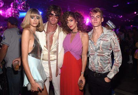 Event, Nightclub, Fashion, Party, Fun, Disco, Magenta, Performance, Fashion design, Bachelorette party,