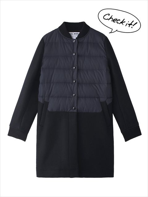 Clothing, Sleeve, Collar, Textile, Outerwear, Fashion, Pattern, Black, Jacket, Fur,