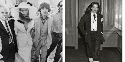 Trousers, Photograph, Collar, Style, Monochrome, Hat, Monochrome photography, Fashion, Blazer, Black-and-white,