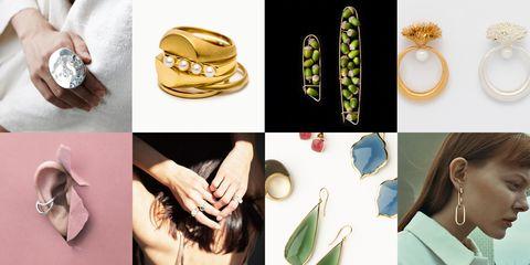Fashion accessory, Yellow, Jewellery, Finger, Ear, Hand, Bangle, Nail, Ring,