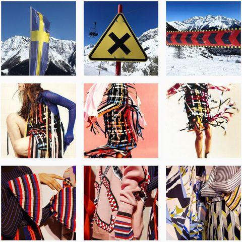 Yellow, Pattern, Style, Slope, Art, Triangle, Visual arts, Illustration, Fashion design, Costume design,