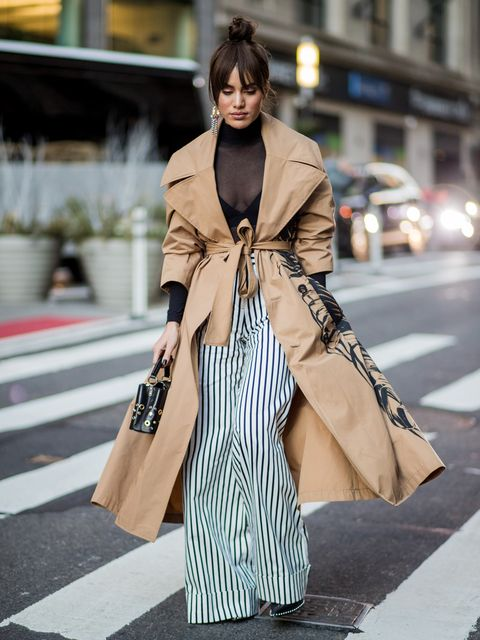 Clothing, Brown, Sleeve, Shoulder, Textile, Bag, Outerwear, Coat, Style, Street fashion,