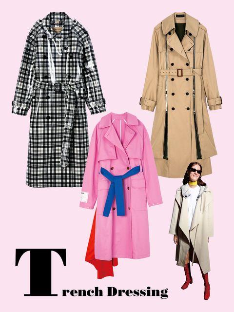 Collar, Sleeve, Pattern, Coat, Textile, Outerwear, Pink, Style, Blazer, Fashion,