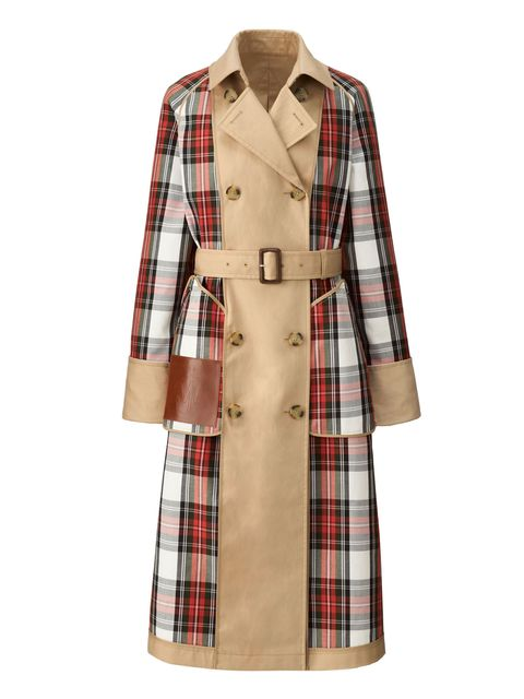 Clothing, Plaid, Product, Coat, Dress shirt, Collar, Sleeve, Pattern, Tartan, Textile,