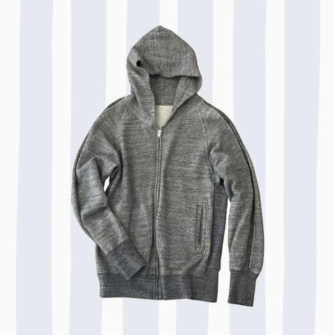 Product, Sleeve, Textile, Outerwear, Pattern, Grey, Sweatshirt, Hoodie, Hood, Sweater,