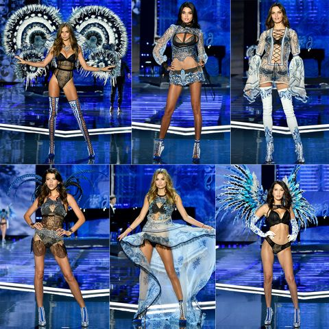 Fashion model, Clothing, Fashion, Electric blue, Performance, Fashion show, Model, Muscle, Event, Competition,