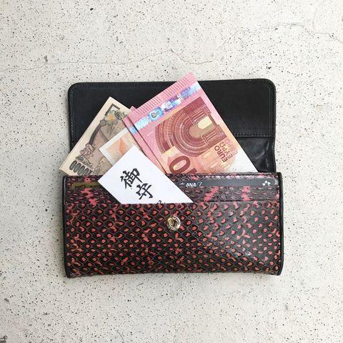 7fd5d65a124f 私はこれで金運UPを目指します」口コミ! 働く女の開運財布&ジンクス