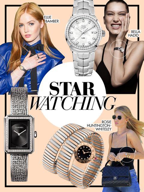 Fashion, Blond, Magazine, Advertising, Fashion accessory, Style, Fashion design,