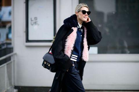 Eyewear, Vision care, Glasses, Sunglasses, Bag, Outerwear, Style, Street fashion, Jacket, Fashion accessory,