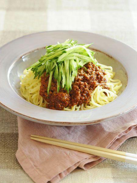 ジャー ジャー 麺 レシピ