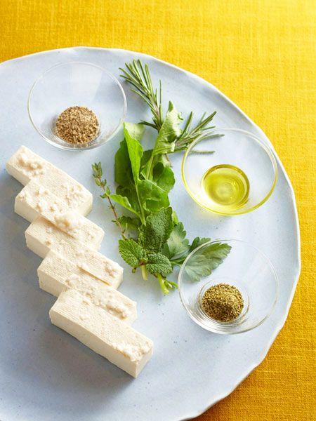 豆腐の塩麹漬け のレシピ・作り方|ELLE gourmet [エル・グルメ]