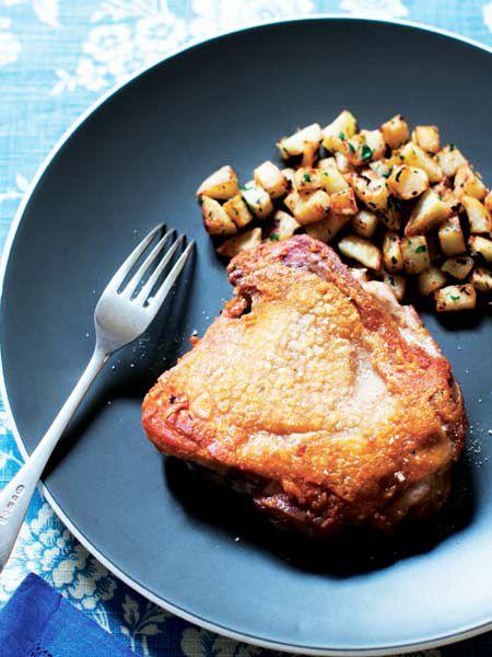 チキンソテー のレシピ・作り方|ELLE gourmet [エル・グルメ]