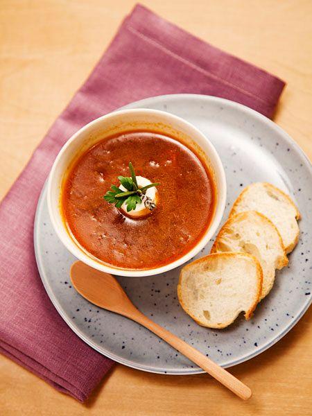 しょうゆ麹のオニオンスープ フレンチ仕立て のレシピ・作り方|ELLE gourmet [エル・グルメ]