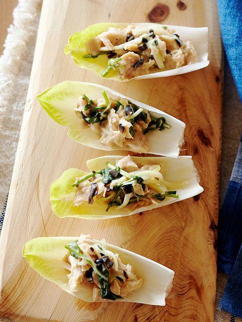 大豆ミートのツナ風サラダ のレシピ・作り方|ELLE gourmet [エル・グルメ]
