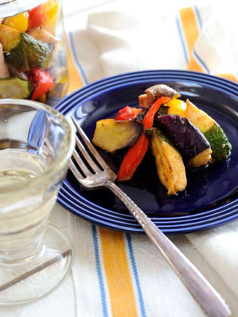 夏野菜のマリネ のレシピ・作り方|ELLE gourmet [エル・グルメ]