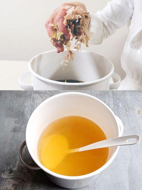 基本のだし のレシピ・作り方|ELLE gourmet [エル・グルメ]