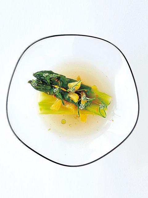 アスパラガスのおひたし のレシピ・作り方|ELLE gourmet [エル・グルメ]