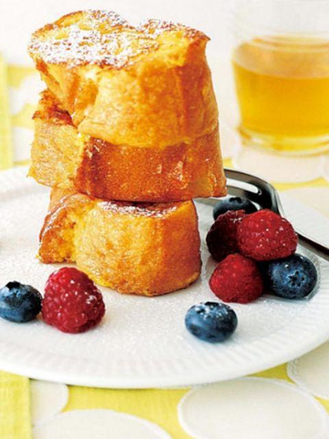 基本のフレンチトースト のレシピ・作り方 ELLE gourmet [エル・グルメ]