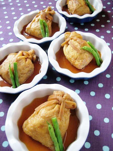 お楽しみ巾着 のレシピ・作り方|ELLE gourmet [エル・グルメ]
