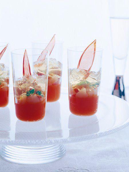 トマトゼリー のレシピ・作り方|ELLE gourmet [エル・グルメ]