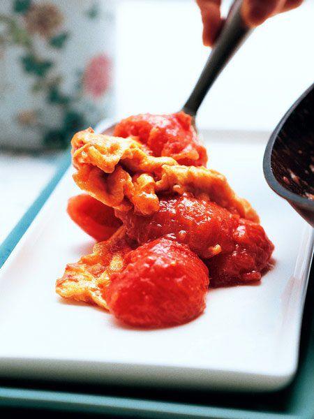 トマトと卵の炒め物 のレシピ・作り方|ELLE gourmet [エル・グルメ]