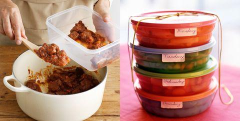 Food, Cuisine, Tableware, Dish, Serveware, Food storage containers, Dishware, Recipe, Preserved food, Plate,