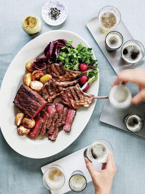 Serveware, Food, Cuisine, Dishware, Ingredient, Tableware, Meat, Dish, Meal, Breakfast,